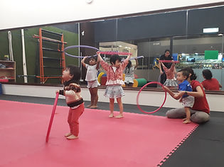 gym for toddler pj damansara ttdi ss2 ke