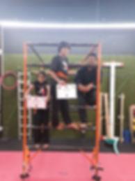 ninjutsu class for children in pj bangsa