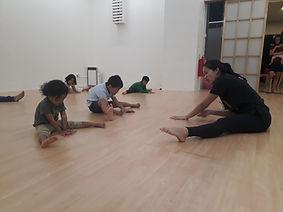 kids classes du dj atria uptown bandar u
