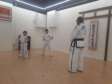 taekwondo grading for kids and teens pj