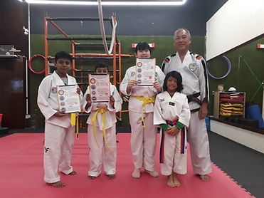 taekwondo class pj damansara ttdi ss2 ke