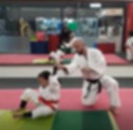 kids aikido class pj damansara ttdi kela