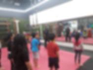 self defense kids pj damansara ttdi band