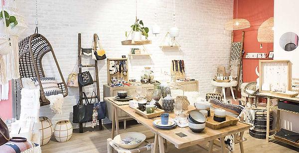 Concept store Bohmen Croix Rousse Lyon x PPQP r