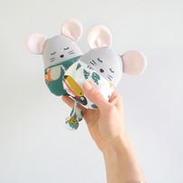 Petite souris à dents