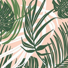 Tissu créateur Palm Springs
