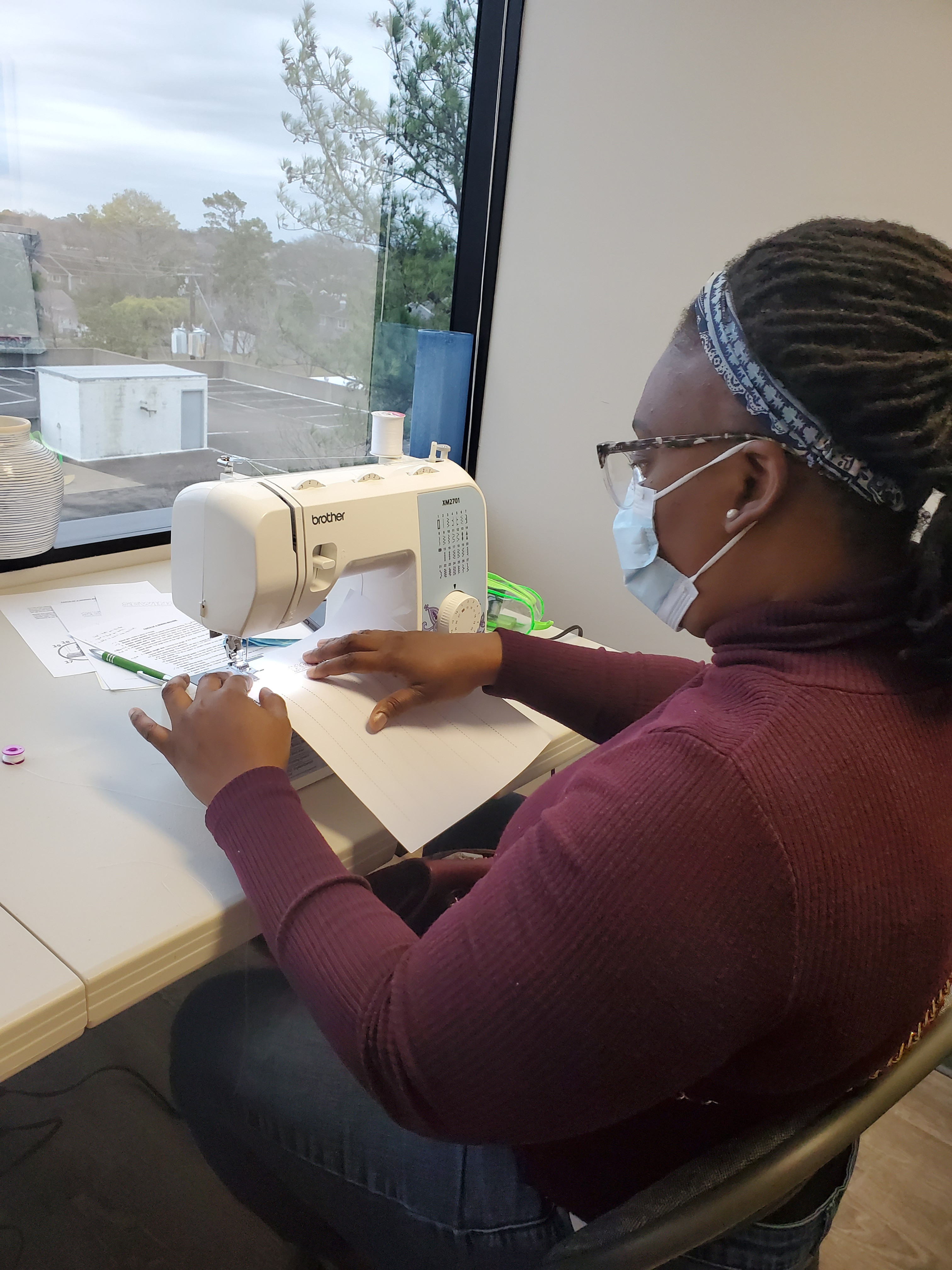 Introduction to Sewing 102