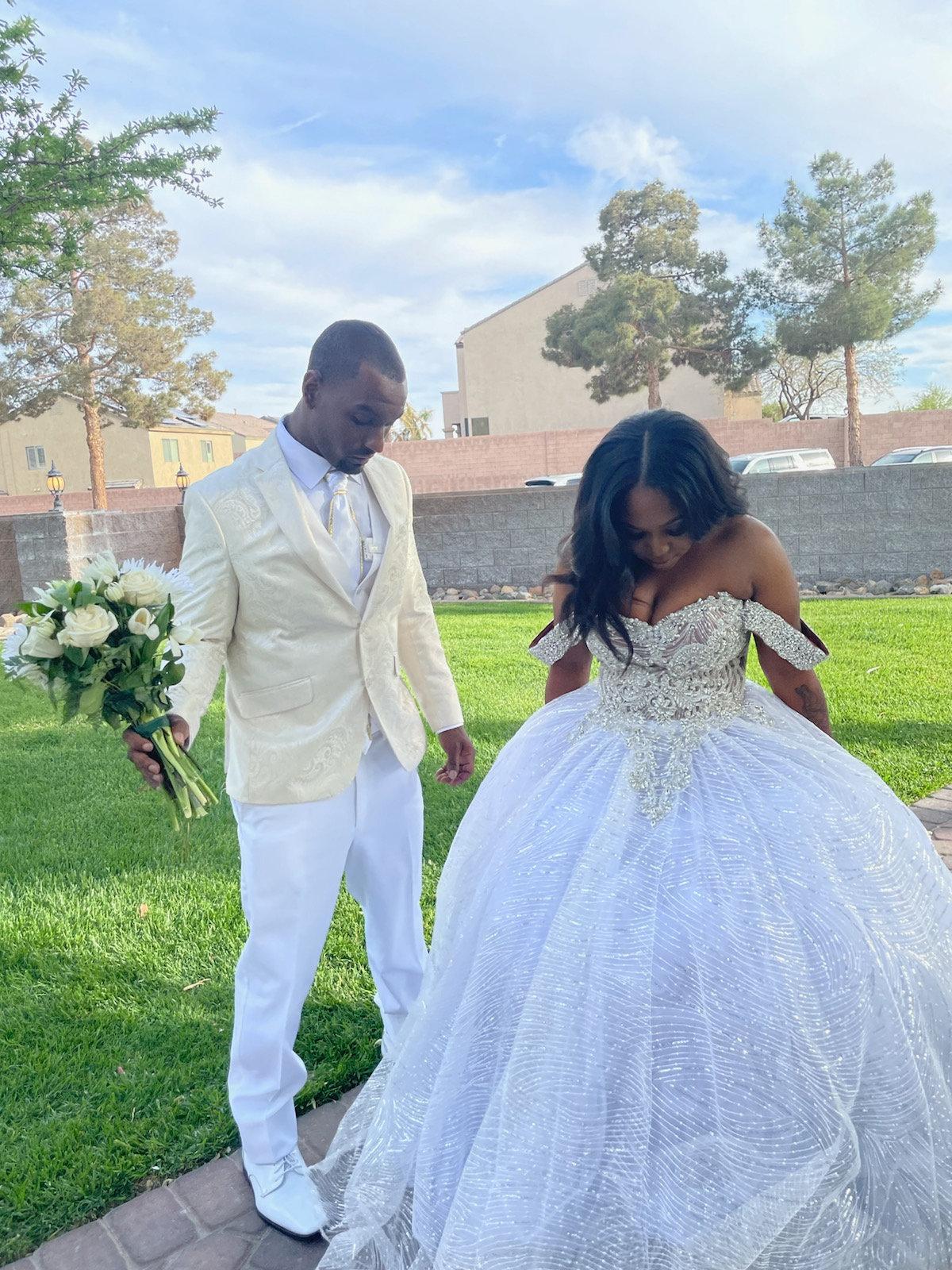 Bridal consultation