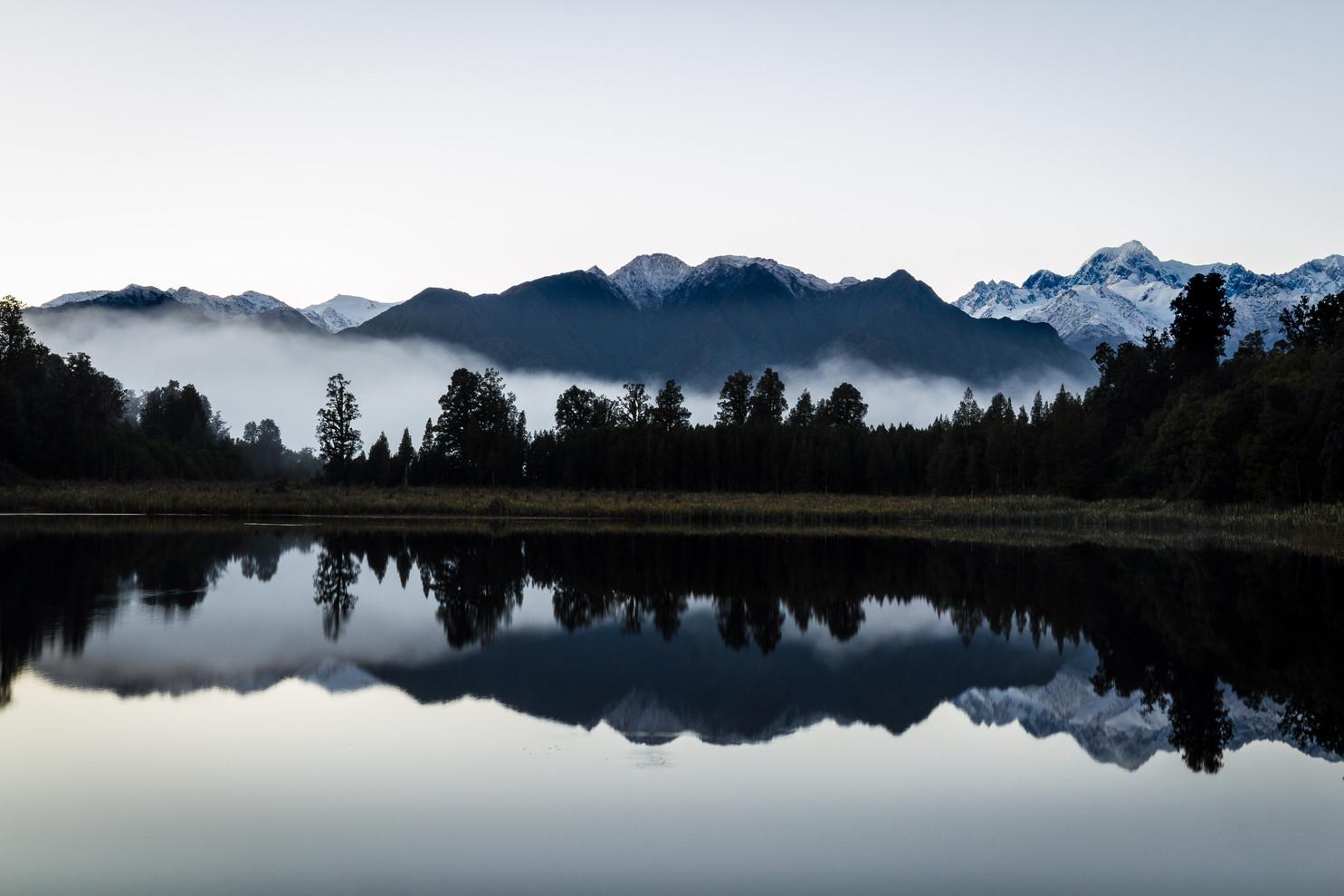 Jeshal Patel | Lake Matheson