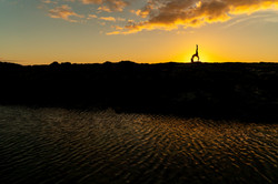Yogagati Sunset
