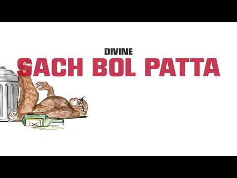 """SACH BOL PATTA"" LYRICS - DIVINE 