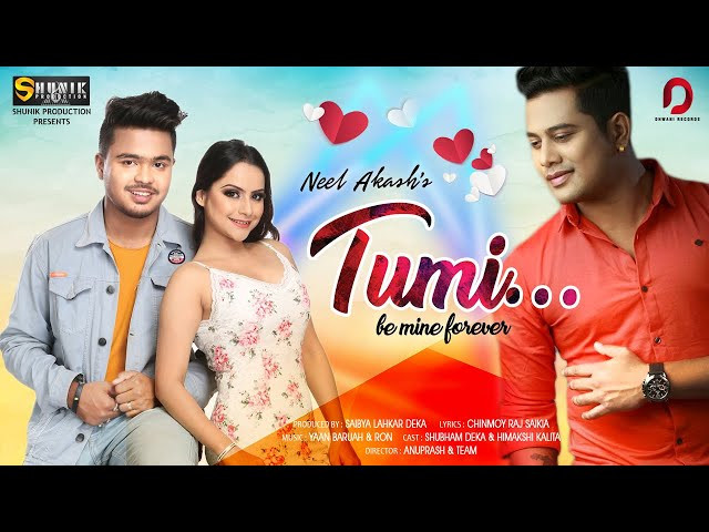 """TUMI"" LYRICS - Neel Akash 