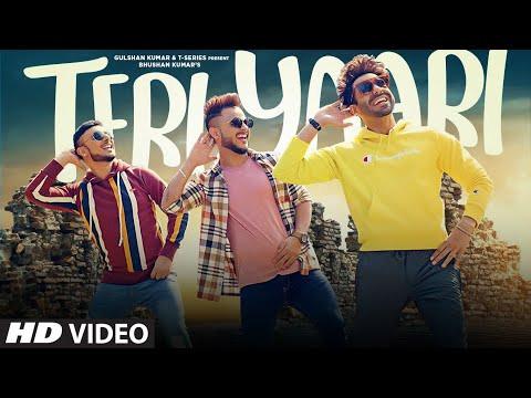 """TERI YAARI"" LYRICS | Millind Gaba, Aparshakti Khurana, King Kaazi | Hindi Songs Lyrics"