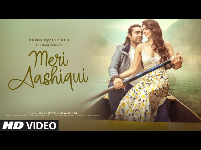 """MERI AASHIQUI"" LYRICS - Jubin Nautiyal | Latest Hindi Songs Lyrics 2020"