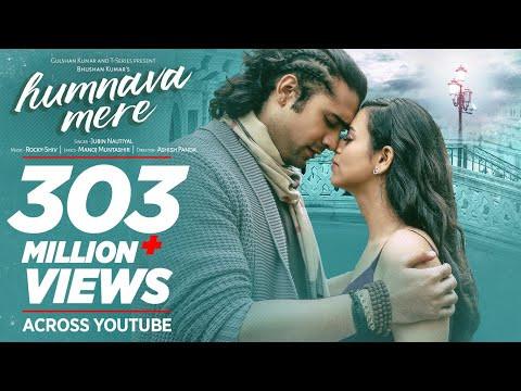 """Humnava Mere"" Lyrics | Jubin Nautiyal | Hindi Songs"