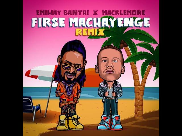 "Emiway ft. Macklemore - ""FIRSE MACHAYENGE"" Remix LYRICS | Latest Hindi Rap Song"