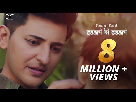Saari Ki Saari Lyrics by Darshan Raval | Latest Hindi Songs Lyrics