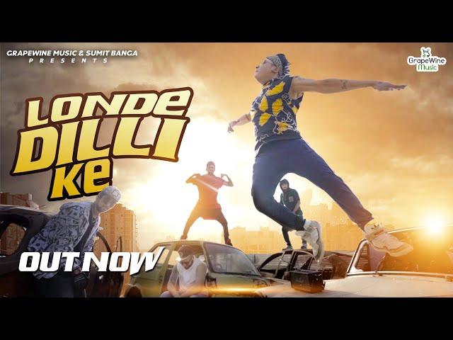 """LONDE DILLI KE"" LYRICS - Lil Golu | Latest Hindi Rap Songs"