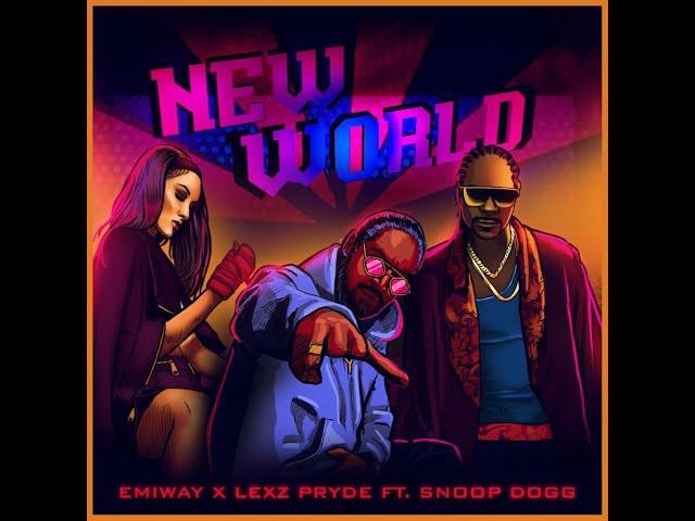 """NEW WORLD"" LYRICS - Emiway ft. Snoop Dogg"