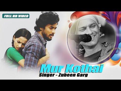 """Mur Kothaai Aamoni korene"" Lyrics- Zubeen Garg | Assamese Hit Songs"
