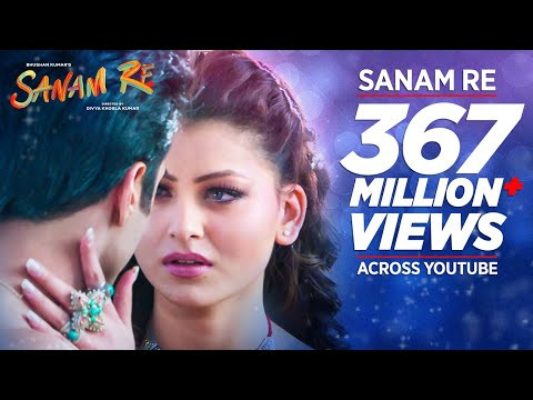 """SANAM RE"" Lyrics 