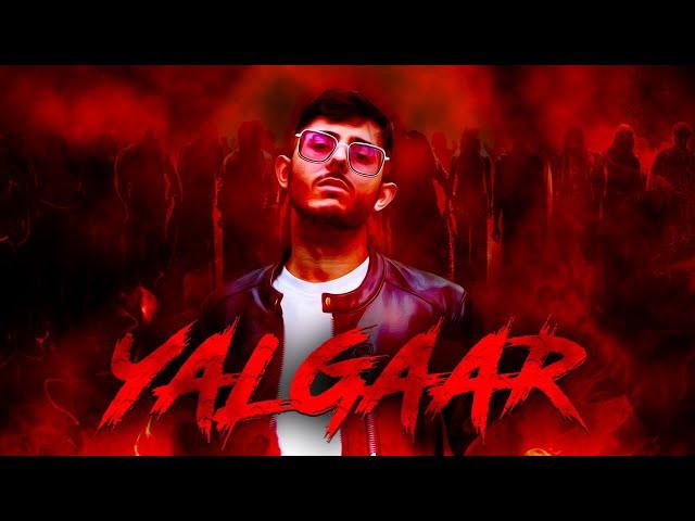 """YALGAAR"" LYRICS - Ajay Nagar aka CarryMinati   Latest Hindi Rap Song"