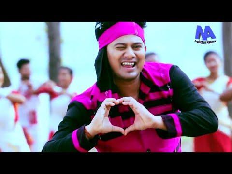 """Senimai"" Lyrics   Neel Akash   Latest Assamese Hit Song"