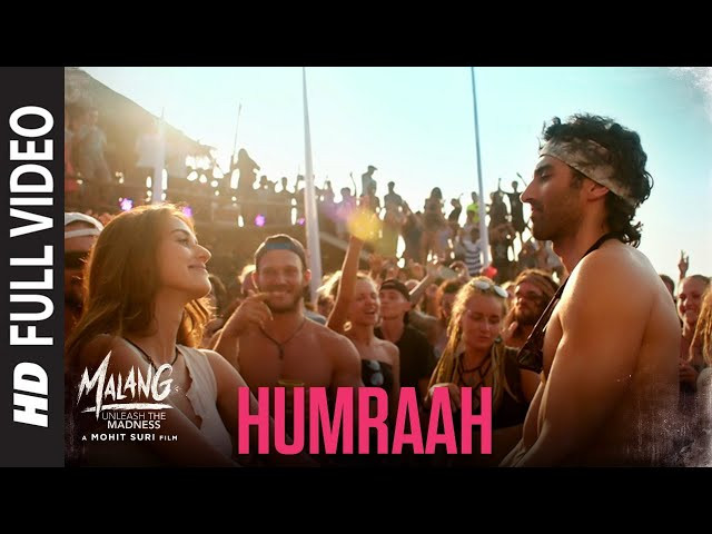 """Humraah"" Lyrics-Malang 