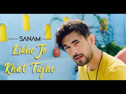 """Likhe Jo Khat Tujhe"" Lyrics 