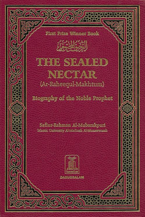 The Sealed Nectar الرحيق المختوم