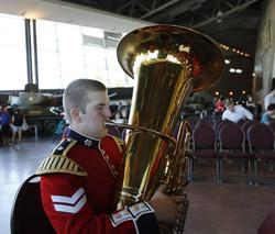 Ceremonial Guard Canadian War Museum Concert 25 Jul 2013