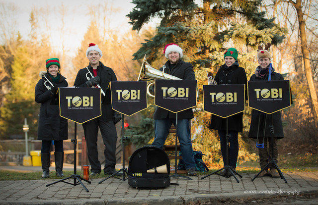 TOBI Quintet in Manotick