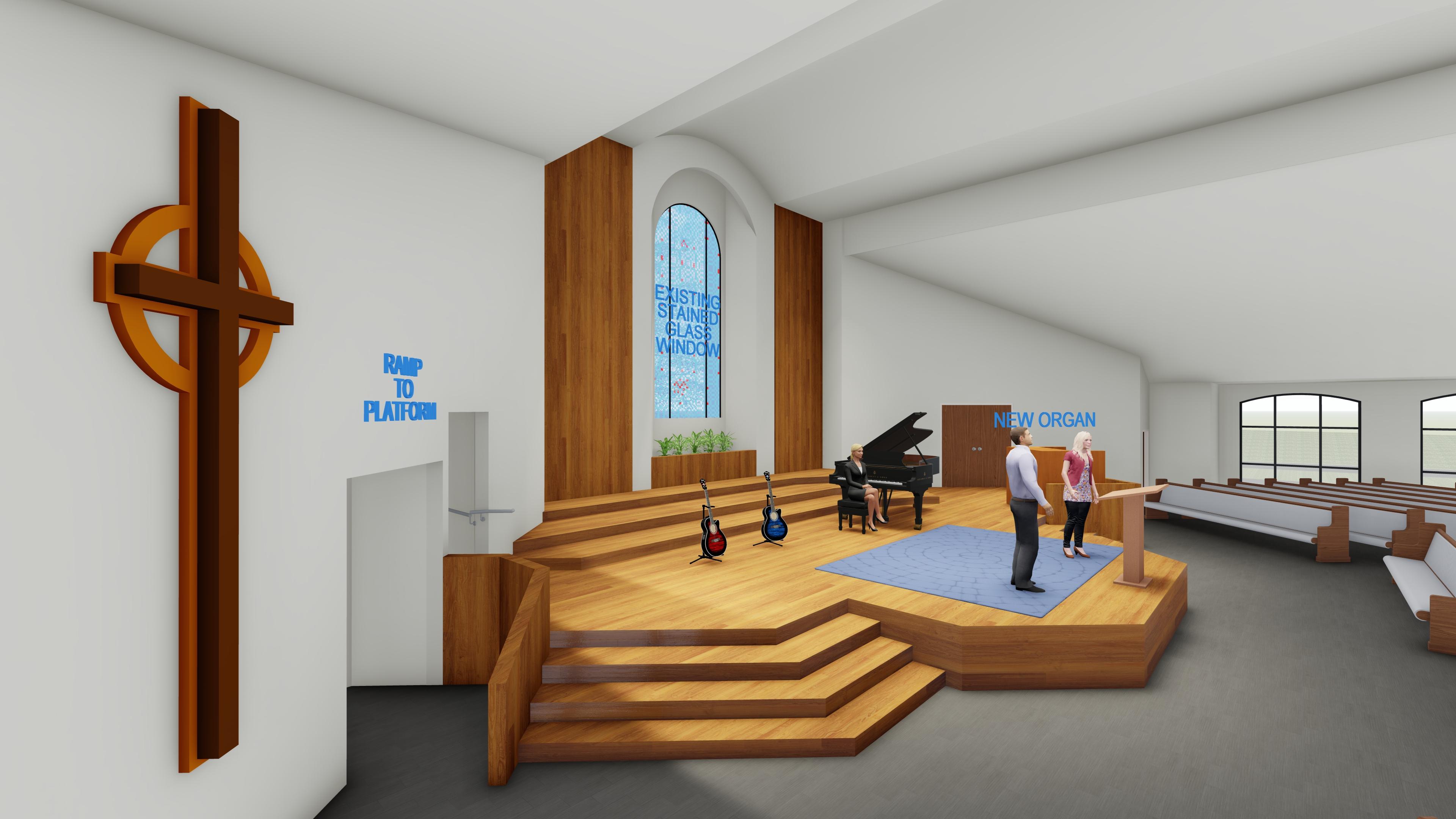 Paoli Presbyterian Church_11 - Photo