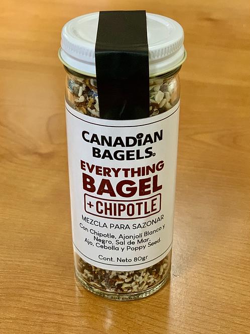 Everything Bagel Seasoning + Chipotle