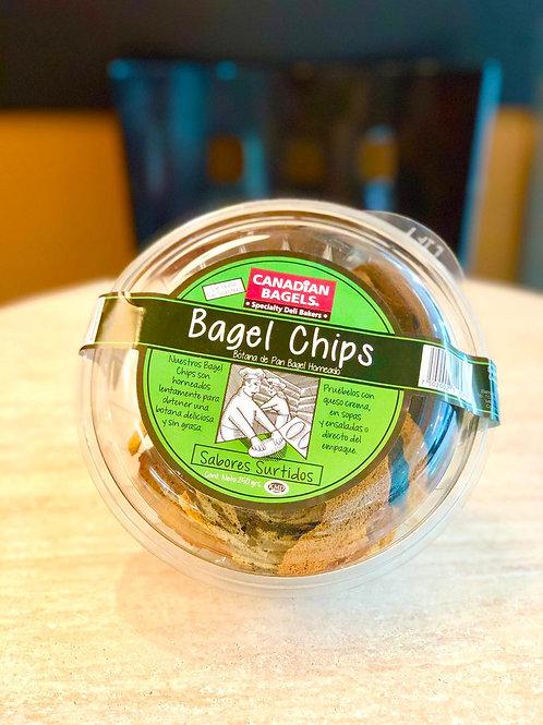 Bagel Chips Sabores Surtidos 250grs