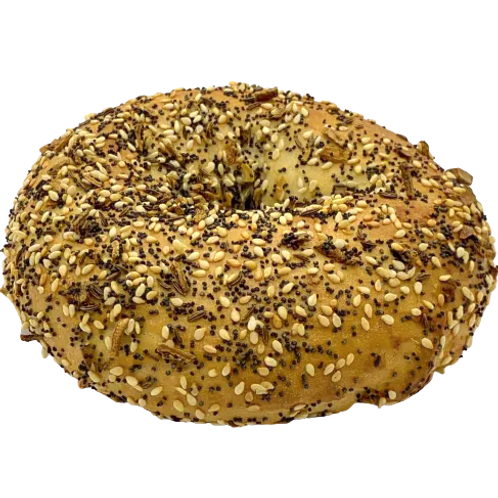 Bagels Everything 6pz 800grs