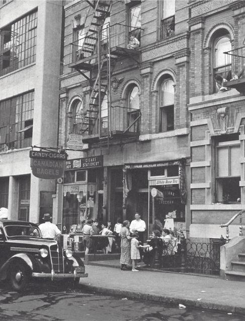 Vintage Canadian Bagels Shop