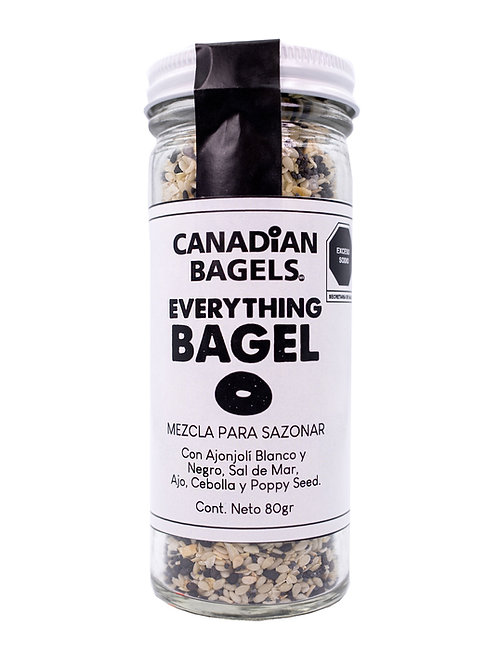 Everything Bagel Seasoning