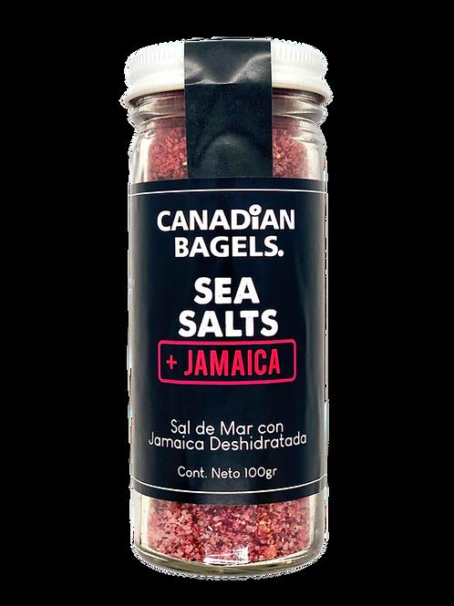 Sea Salt + Jamaica 100gr