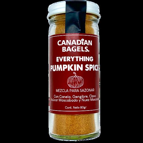 Everything Pumpkin Spice Seasoning
