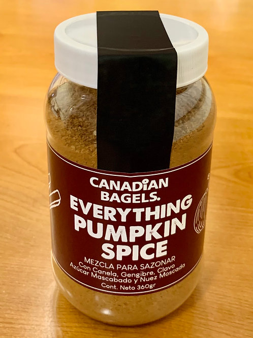 Food Service Everything Pumpkin Spice Seasoning 360grs