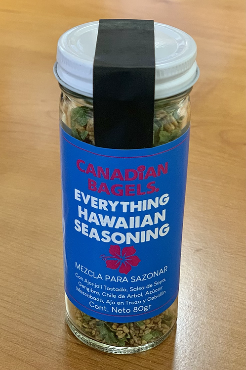 Everything Hawaiian Seasoning