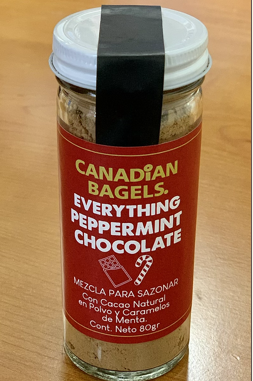 Everything Peppermint Chocolate Seasoning