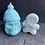 Thumbnail: Christmas Gorilla Candle and Gingerbread Soap