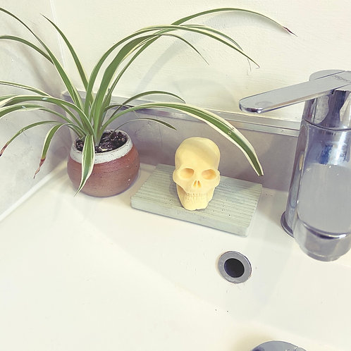 3 x Skull Shampoo and Body Bar