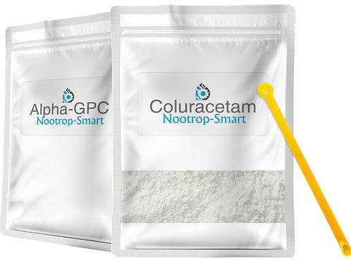 SET  Fasoracetam Alpha GPC