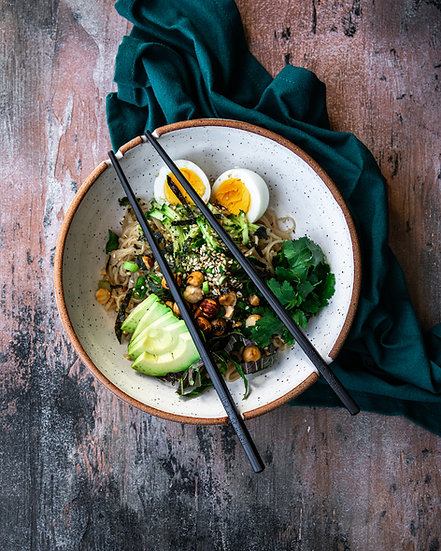Ramen Bowl w/chopsticks