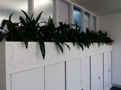 Tambour Planters by Plantera