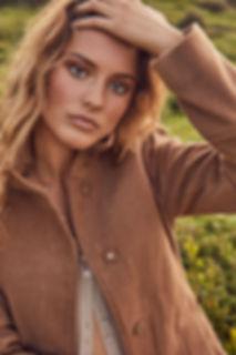 Makeup Model Freja McLean