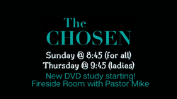 BS the Chosen (Presentation)